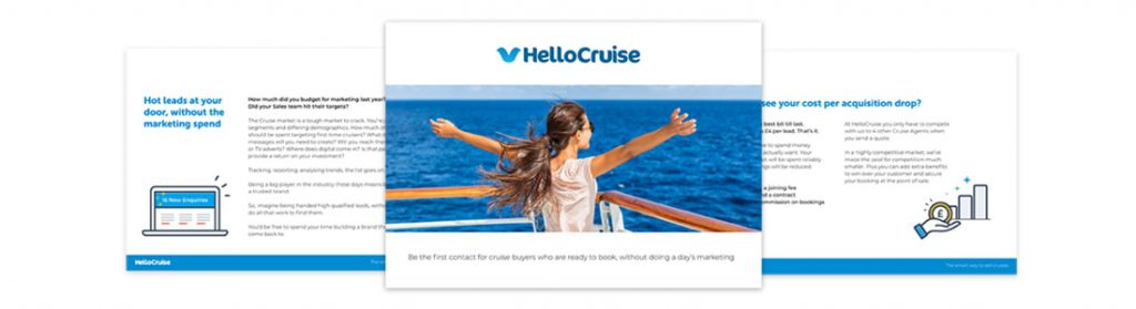 Hello Cruise Agent Pack