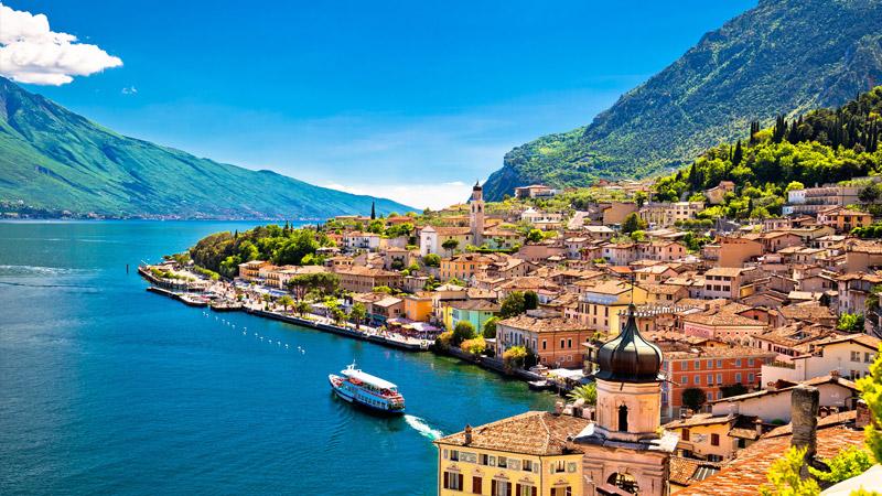 Venice Simplon-Orient-Express, Lake Garda & Western Med