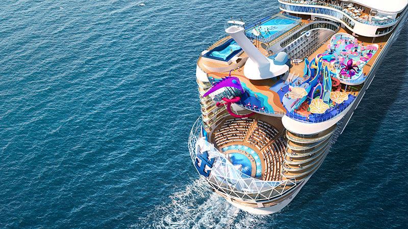 Wonder of the Seas Med Cruise